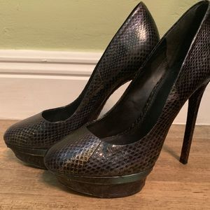 Brian Atwood Fontanne Pumps Size 8